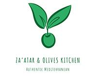 zaatar & olives logo