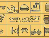CASELAT // SHOWREEL 2015
