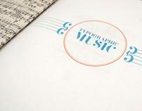 Typographic Music