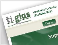 Web Site » TI Glas