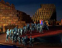 Turandot, Giacomo Puccini - Bregenzer Festspielen
