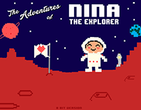 The adventures of Nina the explorer