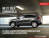 Mailing Honda Bucaramanga
