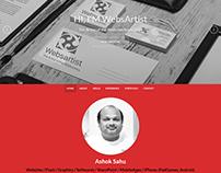 Portfolio Design in HTML5