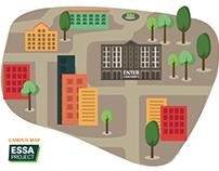 Campus Map - Universidade do Porto