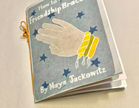 Friendship Bracelet Zine