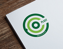 Logo Design ECO PLAST