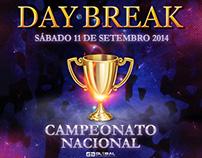 Daybreak Online - Championship (Brazil)