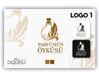 Parfüm Logo Çalışmaları