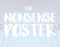 THE NONSENSE POSTER | Vol 2
