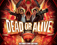 """Dead or Alive"" Official collaboration with Arrow Video"