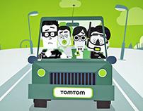 TomTom - Comedy Car