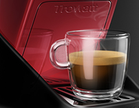 Nespresso Machine by TroWatt