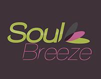 Soul Breeze Therapy - Graphic & Web Design