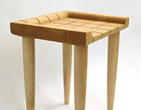 Collaboration CNC Stool