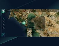 Cyber Security Dashboard - UI/UX