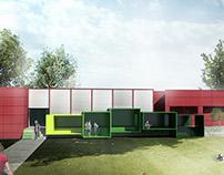 K3 / Architecture / Space design