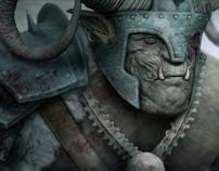 Fantasy Character Series