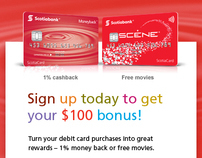 Scotiabank Facebook Promotion