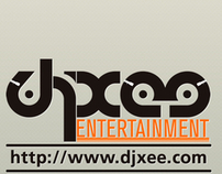 DJXEE Logo Design