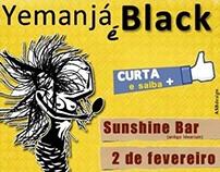 Criação  para evento: Yemanjá é Black