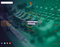 Web design (Musica)