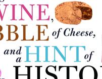 Event Branding - An Evening of Wine...