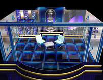 Art Direction - Set Design for chat Show