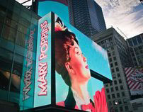 Mary Poppins / Times Square