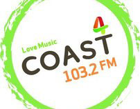 Coast 103.2Fm LOVE REBRANDING