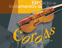 Strings Instruments exposition catalog