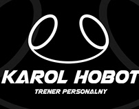 Logo design for personal trainer