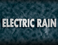 Electric Rain Tilte cover