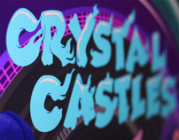 Crystal Castles Illustration