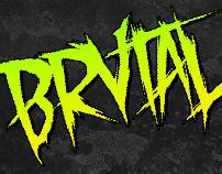 Brutal Skateboards Logo