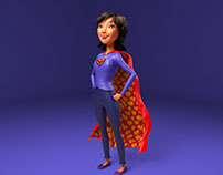 Sindilojas - Super Mães - Super Mothers