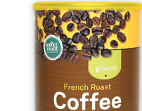 Whole Foods Market Canned Coffee Packaging