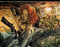 Natasha Romanoff Secret Lovers