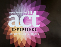 The ACT Experinece
