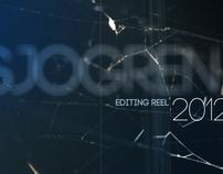EDITING REEL 2012