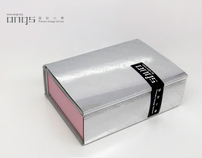 Book-style Packaging Box