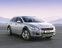 Peugeot Discover New Sides
