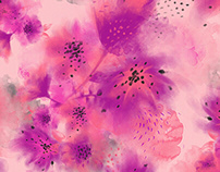 Floral Sportswear Prints and Patterns OFFCORSS