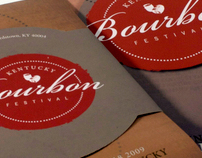 Kentucky Bourbon Festival Promotional Materials