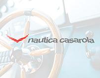 Nautica Casarola - website