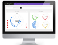Analytica Web App Homepage