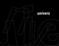 Univers Book