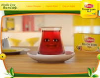 Lipton - Akıllı Çay Bardağı