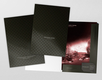 Exclusive Tours - document sleeve