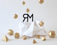 Paperartwork for Raum Mannheim